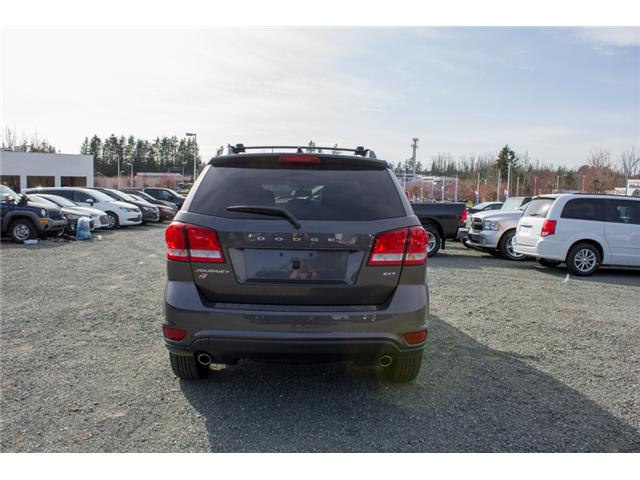 2018 Dodge Journey SXT (Stk: J288991) in Abbotsford - Image 6 of 24
