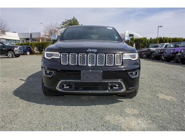 2018 Jeep Grand Cherokee Overland (Stk: J302981) in Abbotsford - Image 2 of 27