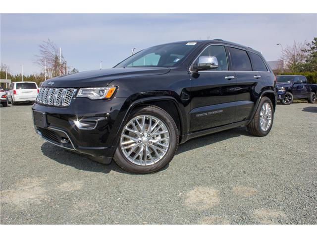 2018 Jeep Grand Cherokee Overland (Stk: J302981) in Abbotsford - Image 3 of 27