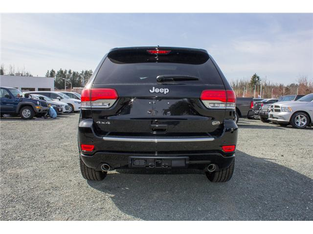 2018 Jeep Grand Cherokee Overland (Stk: J302981) in Abbotsford - Image 6 of 27