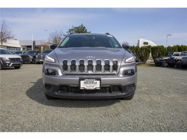 2018 Jeep Cherokee Sport (Stk: J520043) in Abbotsford - Image 2 of 26