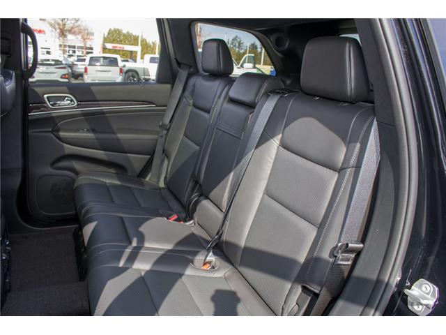 2018 Jeep Grand Cherokee Overland (Stk: J302981) in Abbotsford - Image 14 of 27