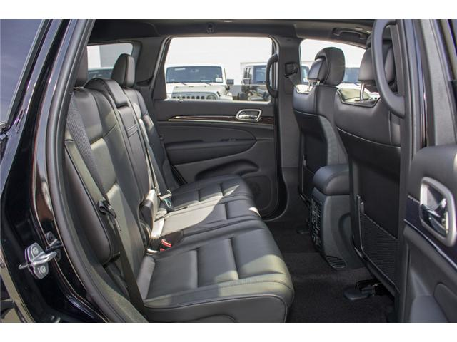 2018 Jeep Grand Cherokee Overland (Stk: J302981) in Abbotsford - Image 15 of 27