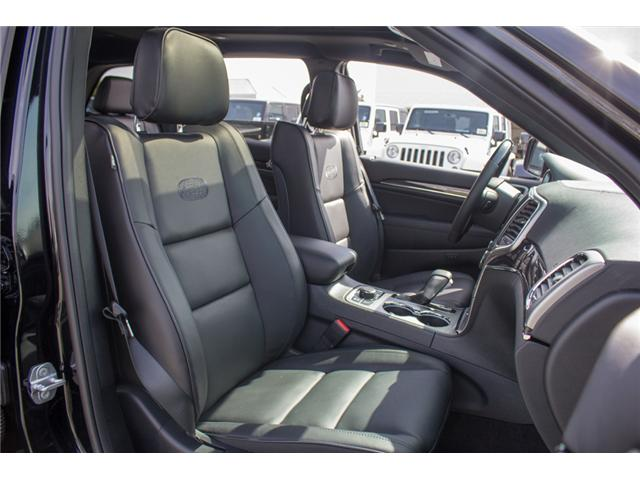 2018 Jeep Grand Cherokee Overland (Stk: J302981) in Abbotsford - Image 16 of 27