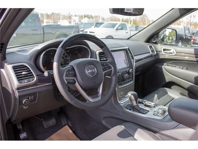 2018 Jeep Grand Cherokee Overland (Stk: J302981) in Abbotsford - Image 18 of 27
