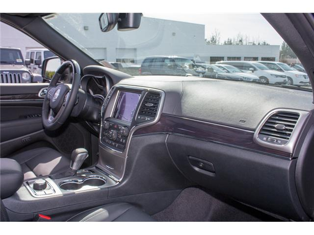 2018 Jeep Grand Cherokee Overland (Stk: J302981) in Abbotsford - Image 20 of 27