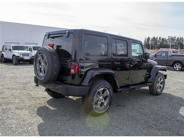 2018 Jeep Wrangler JK Unlimited Sahara (Stk: J863957) in Abbotsford - Image 7 of 20