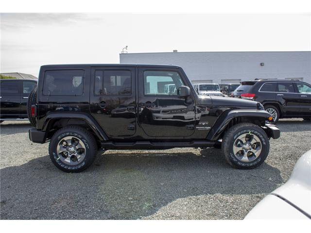 2018 Jeep Wrangler JK Unlimited Sahara (Stk: J863957) in Abbotsford - Image 8 of 20