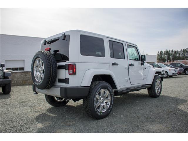 2018 Jeep Wrangler JK Unlimited Sahara (Stk: J863958) in Abbotsford - Image 7 of 23