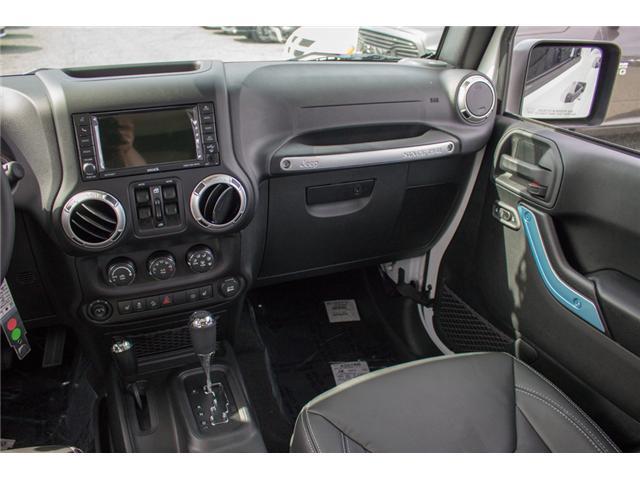 2018 Jeep Wrangler JK Unlimited Sahara (Stk: J863958) in Abbotsford - Image 12 of 23
