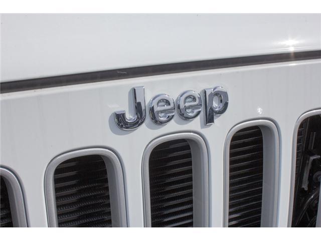 2018 Jeep Wrangler JK Unlimited Sahara (Stk: J863960) in Abbotsford - Image 9 of 28