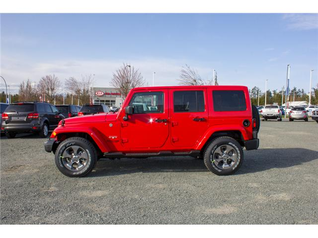 2018 Jeep Wrangler JK Unlimited Sahara (Stk: J863962) in Abbotsford - Image 4 of 21