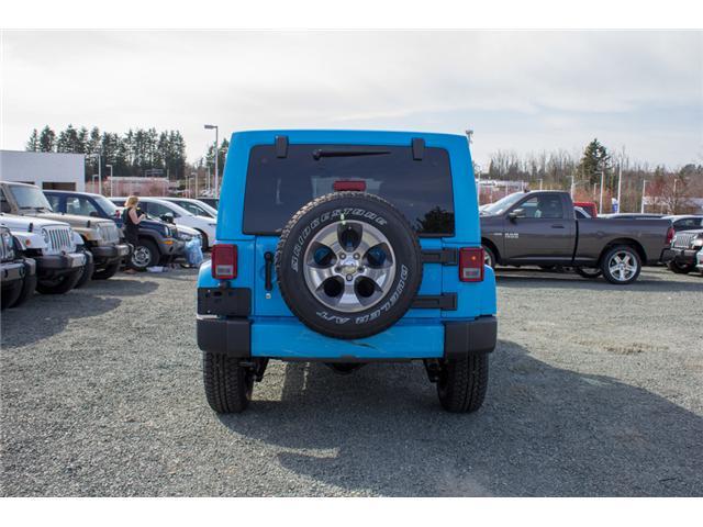 2018 Jeep Wrangler JK Unlimited Sahara (Stk: J863963) in Abbotsford - Image 6 of 25