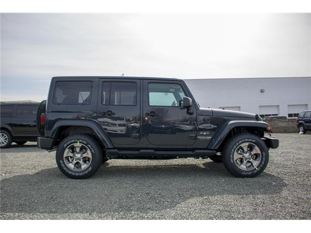 2018 Jeep Wrangler JK Unlimited Sahara (Stk: J863968) in Abbotsford - Image 8 of 22