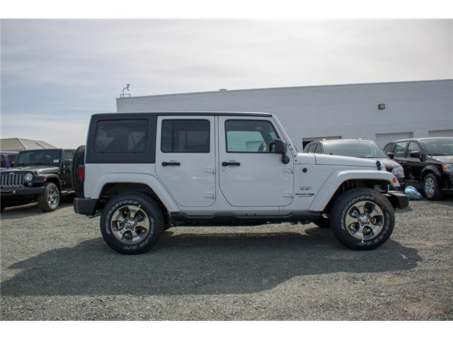 2018 Jeep Wrangler JK Unlimited Sahara (Stk: J863978) in Abbotsford - Image 8 of 18