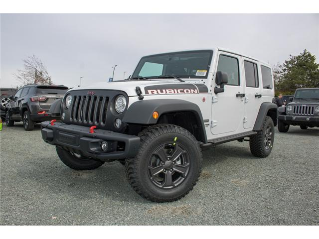 2018 Jeep Wrangler JK Unlimited Rubicon (Stk: J886122) in Abbotsford - Image 3 of 23