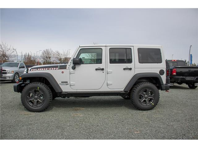 2018 Jeep Wrangler JK Unlimited Rubicon (Stk: J886122) in Abbotsford - Image 4 of 23
