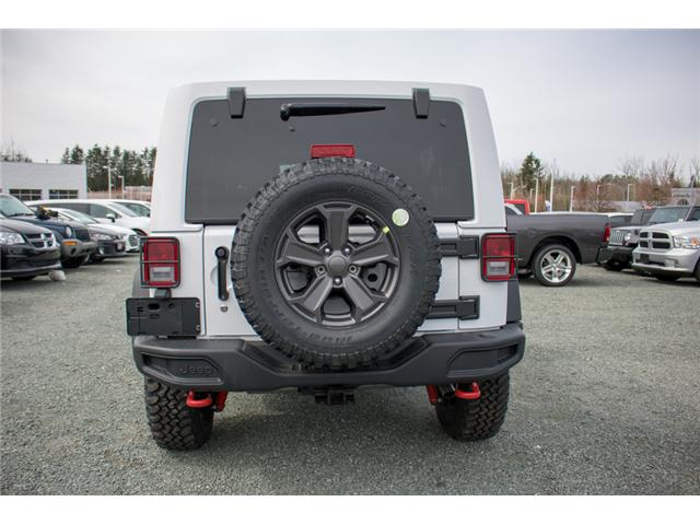 2018 Jeep Wrangler JK Unlimited Rubicon (Stk: J886122) in Abbotsford - Image 6 of 23