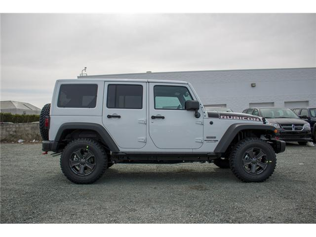2018 Jeep Wrangler JK Unlimited Rubicon (Stk: J886122) in Abbotsford - Image 8 of 23