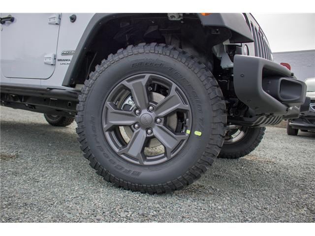 2018 Jeep Wrangler JK Unlimited Rubicon (Stk: J886122) in Abbotsford - Image 9 of 23
