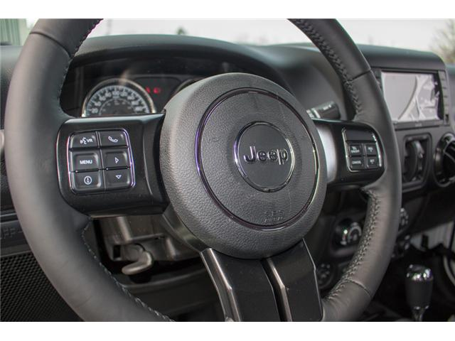 2018 Jeep Wrangler JK Unlimited Rubicon (Stk: J886122) in Abbotsford - Image 20 of 23