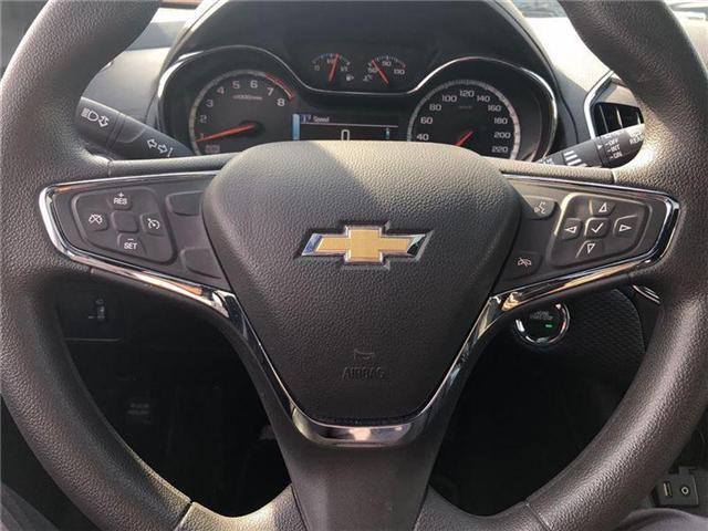 2017 Chevrolet Cruze LT|BLUETOOTH|AUTO|R-START| (Stk: PL16890) in BRAMPTON - Image 9 of 15