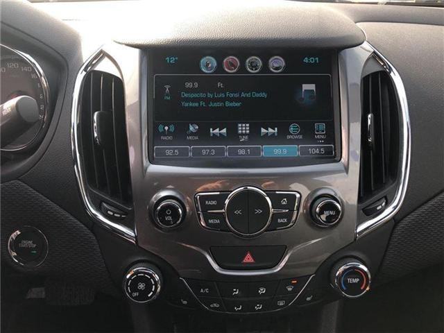 2017 Chevrolet Cruze LT|BLUETOOTH|AUTO|R-START| (Stk: PL16890) in BRAMPTON - Image 10 of 15