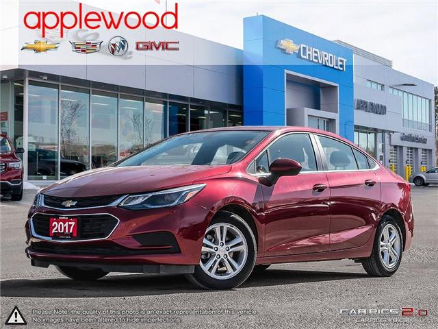 2017 Chevrolet Cruze LT Auto (Stk: 4278A1) in Mississauga - Image 1 of 27