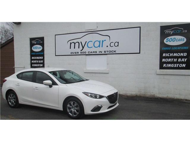 2015 Mazda Mazda3 GX (Stk: 180358) in North Bay - Image 2 of 13