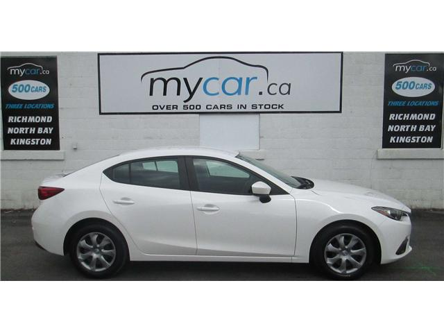 2015 Mazda Mazda3 GX (Stk: 180358) in North Bay - Image 1 of 13