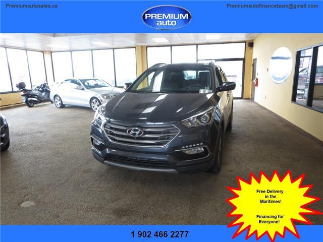 2018 Hyundai Santa Fe Sport 2.4 SE (Stk: 516167) in Dartmouth - Image 1 of 18