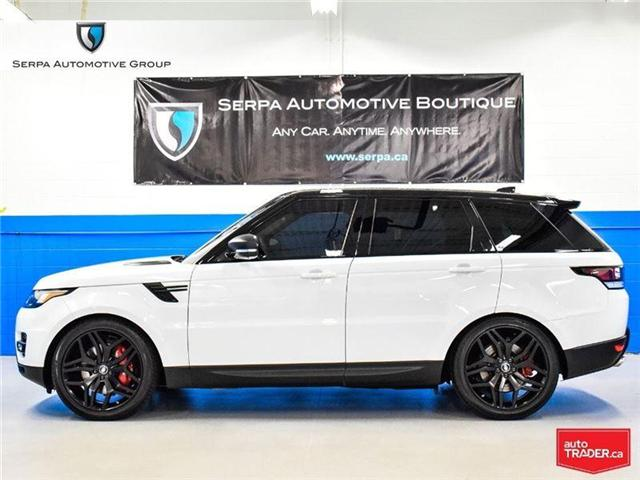 2017 Land Rover Range Rover Sport V8 Supercharged (Stk: P1102) in Aurora - Image 2 of 30