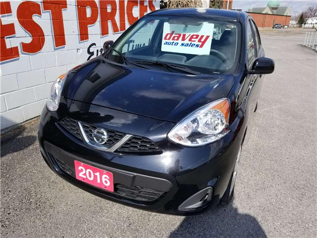 Used Nissan Micra for Sale | Davey Auto Sales Oshawa South