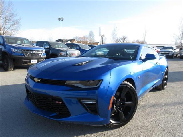 2018 Chevrolet Camaro 2SS (Stk: 1A37276) in Cranbrook - Image 1 of 20