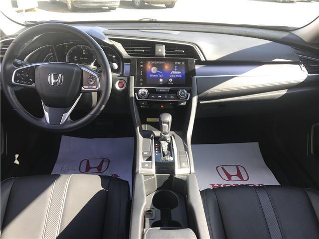 2017 Honda Civic Touring (Stk: 1331A) in Lethbridge - Image 2 of 27