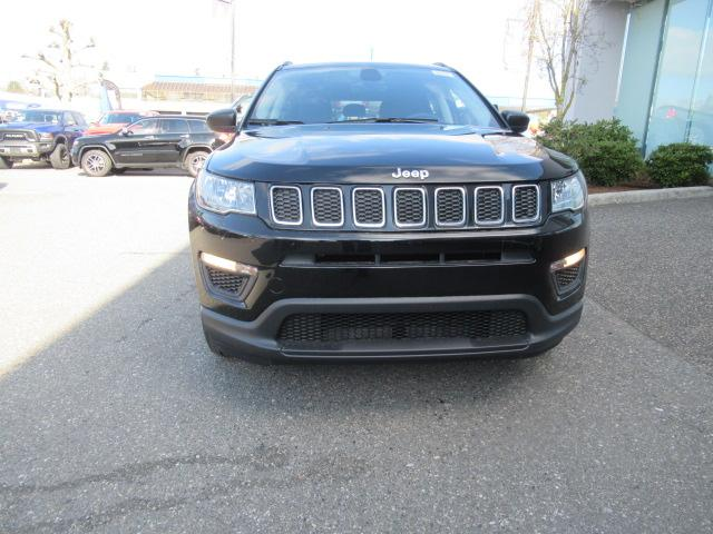 2018 Jeep Compass Sport (Stk: J330240) in Surrey - Image 2 of 13