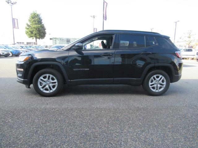 2018 Jeep Compass Sport (Stk: J330240) in Surrey - Image 4 of 13