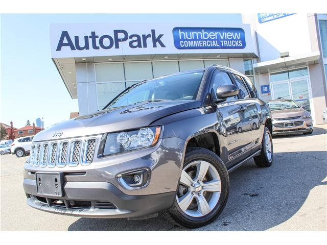 2016 Jeep Compass Sport/North (Stk: ) in Mississauga - Image 1 of 24