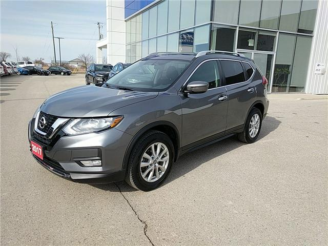 2017 Nissan Rogue SV (Stk: 85017) in Goderich - Image 1 of 21