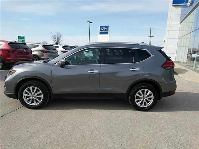 2017 Nissan Rogue SV (Stk: 85017) in Goderich - Image 2 of 21