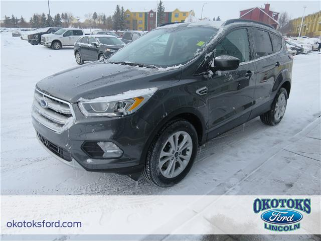 2017 Ford Escape SE (Stk: B83021A) in Okotoks - Image 1 of 21