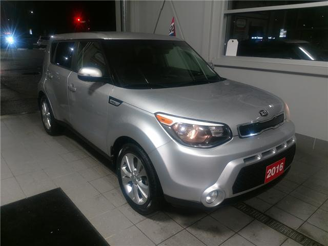 2016 Kia Soul EX (Stk: KP0455) in Windsor - Image 1 of 10