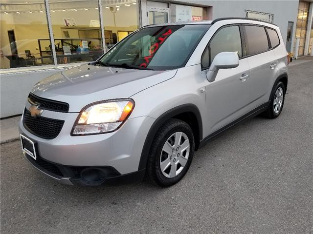 2012 Chevrolet Orlando 1LT (Stk: A01183) in Guelph - Image 1 of 22
