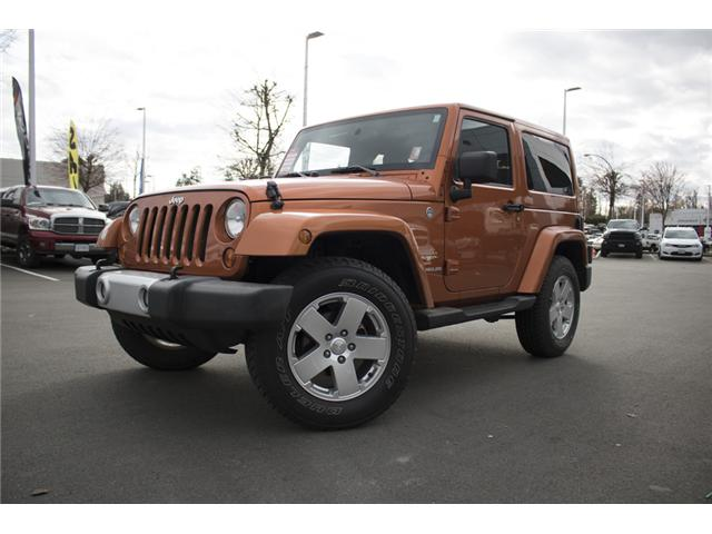 2011 Jeep Wrangler Sahara (Stk: J825593A) in Abbotsford - Image 3 of 22