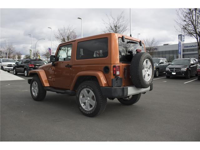 2011 Jeep Wrangler Sahara (Stk: J825593A) in Abbotsford - Image 5 of 22