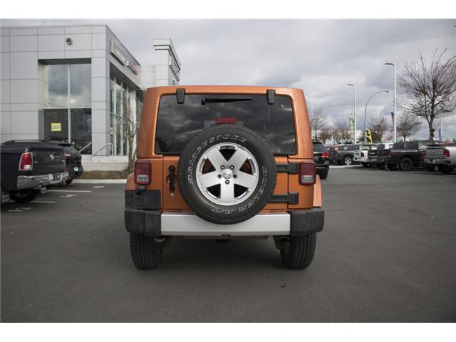 2011 Jeep Wrangler Sahara (Stk: J825593A) in Abbotsford - Image 6 of 22