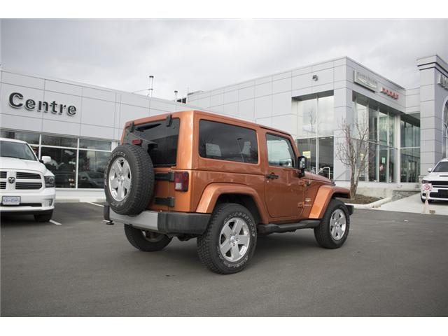 2011 Jeep Wrangler Sahara (Stk: J825593A) in Abbotsford - Image 7 of 22