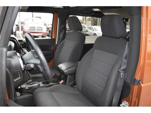 2011 Jeep Wrangler Sahara (Stk: J825593A) in Abbotsford - Image 12 of 22