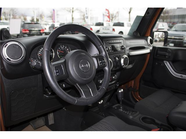 2011 Jeep Wrangler Sahara (Stk: J825593A) in Abbotsford - Image 15 of 22
