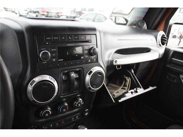 2011 Jeep Wrangler Sahara (Stk: J825593A) in Abbotsford - Image 17 of 22